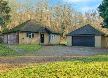 Thumbnail 3 bed bungalow for sale in Solesbridge Lane, Chorleywood, Rickmansworth, Hertfordshire