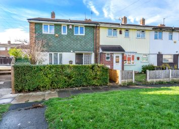 Thumbnail 3 bed end terrace house for sale in Hadley Way, Bloxwich, Walsall