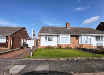 Thumbnail 2 bedroom semi-detached bungalow for sale in Abbotside Place, Chapel House, Newcastle Upon Tyne