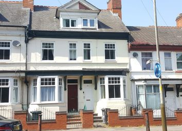 Thumbnail 4 bed town house to rent in St. Saviours Road, Leicester, Leicestershire