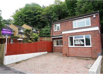 Thumbnail 3 bed detached house for sale in Kesteven Way, Southampton