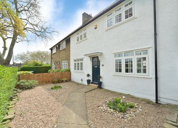 Thumbnail 3 bed terraced house to rent in Sunray Avenue, London