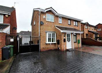 Thumbnail 2 bed semi-detached house for sale in Albert Clarke Drive, Willenhall