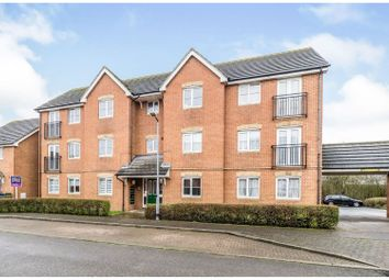 Thumbnail 2 bed flat for sale in Hill House Drive, Grays