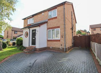 Thumbnail 2 bed semi-detached house for sale in Penmore Gardens, Hasland, Chesterfield