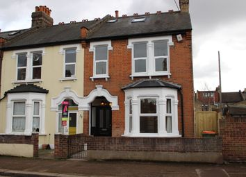 Thumbnail 3 bed end terrace house for sale in Henry Road, East Ham