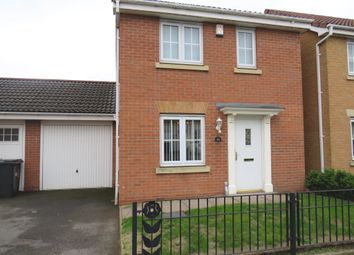 Thumbnail 3 bed detached house for sale in Wrenbury Drive, Bilston
