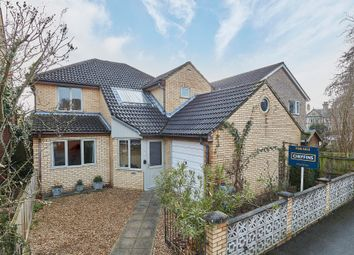 Thumbnail 3 bed detached house for sale in Leys Road, Cambridge