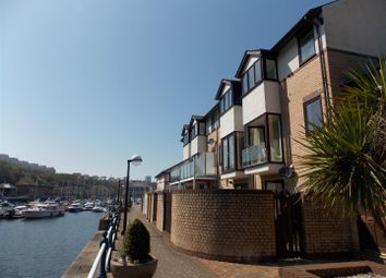 Thumbnail 4 bed town house for sale in Plas Pamir, Penarth