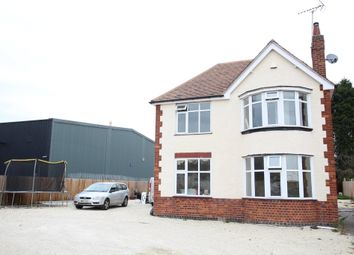 Thumbnail 3 bed detached house for sale in Coventry Road, Hinckley
