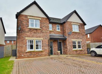Thumbnail 3 bed semi-detached house for sale in Edderside Drive, Whitehaven