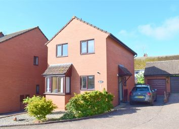 Thumbnail 3 bedroom detached house to rent in Forge Close, Budleigh Salterton