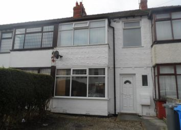 Thumbnail 3 bed terraced house for sale in Wharton Avenue, Thornton-Cleveleys