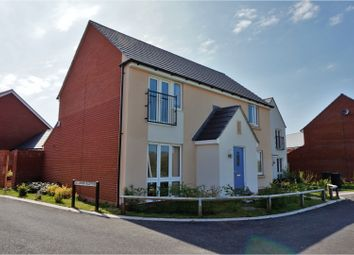 Thumbnail 4 bed detached house for sale in Oakbeer Orchard, Exeter