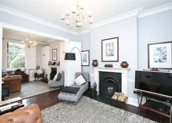 Thumbnail 5 bed terraced house for sale in Richmond Avenue, Barnsbury