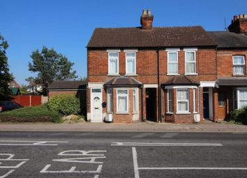 Thumbnail 4 bed end terrace house to rent in Newnham Avenue, Bedford