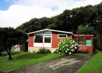 Thumbnail 2 bed mobile/park home for sale in Happy Valley, Tywyn Gwynedd