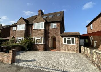 Westlands Way, Oxted, Surrey RH8. 5 bed semi-detached house