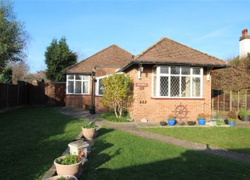 Thumbnail 2 bedroom bungalow for sale in Warren Close, Worthing, West Sussex