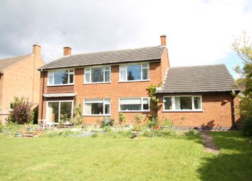 Thumbnail 4 bed detached house for sale in Southernhay Road, Stoneygate, Leicester