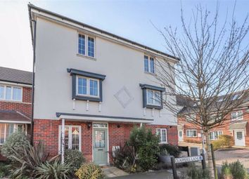 Thumbnail 4 bed terraced house for sale in Clappers Lane, Hertford