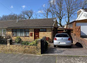 3 bed semi-detached bungalow for sale in Waun Daniel, Rhos, Pontardawe, Swansea, City And County Of Swansea. SA8