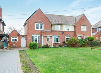 Thumbnail 3 bed semi-detached house for sale in Costhorpe Villas Doncaster Road, Costhorpe, Worksop
