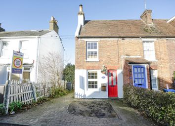 Thumbnail 2 bed cottage for sale in Cox Hill, Shepherdswell, Dover