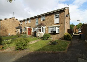 Thumbnail 3 bed end terrace house for sale in Burges Close, Dunstable