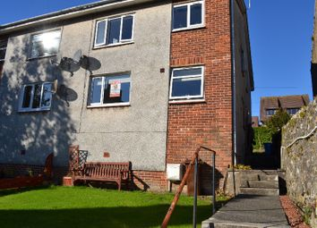 Thumbnail 2 bed flat to rent in Gateside Street, West Kilbride, North Ayrshire