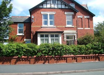 Thumbnail 1 bed flat to rent in Flat, 6, 13 Ansdell Road North, Ansdell Lytham Lancashire