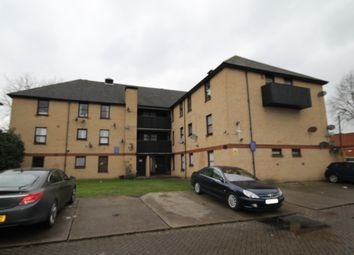 Thumbnail 1 bed flat for sale in Hertford Court, Vicarage Lane, East Ham