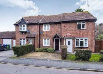 Thumbnail 2 bed terraced house for sale in Badgers Dene, Grays, Essex