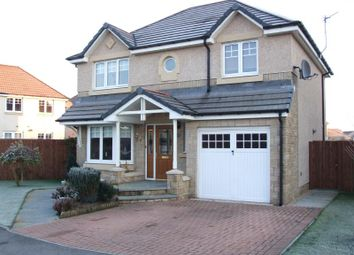 Thumbnail 4 bed property for sale in Castlefields Crescent, Kintore, Aberdeenshire