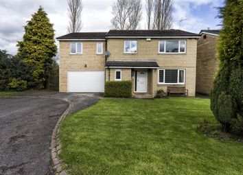 Thumbnail 5 bedroom detached house for sale in Greenroyd Croft, Huddersfield