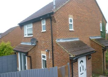 Thumbnail 1 bed property to rent in Christie Close, Walderslade, Chatham
