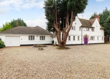 Thumbnail 5 bed detached house to rent in Chorleywood Road, Loudwater, Rickmansworth