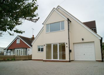 Thumbnail 4 bed detached house to rent in Broad Mark Lane, Rusington