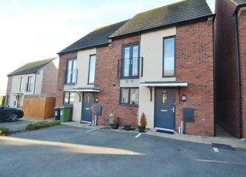 Thumbnail 3 bed semi-detached house for sale in Mars Drive, Wellingborough