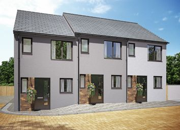 """Thumbnail 2 bed terraced house for sale in """"The Elowyn 1"""" at Kerrier Way, Camborne"""