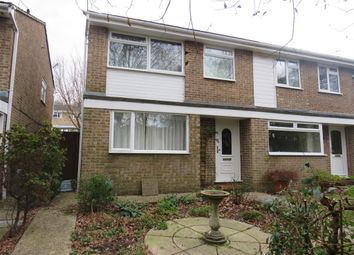 Thumbnail 3 bedroom property to rent in Oakwood Drive, Southampton