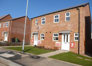 Thumbnail 2 bed semi-detached house to rent in Northumberland Way, Walsall
