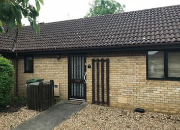 Thumbnail 1 bed bungalow to rent in Witham Court, Bletchley, Milton Keynes