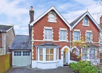 Milbourne Lane, Esher, Surrey KT10. 3 bed semi-detached house for sale