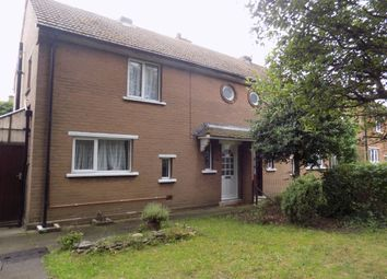 Thumbnail 2 bed semi-detached house to rent in Churchfield Road, Campsall, Doncaster