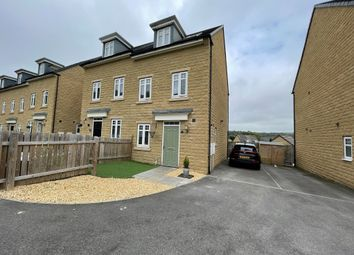 Thumbnail 3 bed semi-detached house for sale in Admiral Way, Fountain Head Village, Halifax