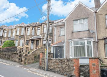 Thumbnail 4 bed terraced house for sale in Gladstone Street, Abertillery