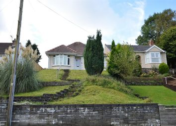 Thumbnail 2 bed detached bungalow for sale in Pantiago Road, Pontarddulais, Swansea