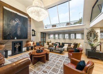 5 bed terraced house for sale in Yeoman's Row, Knightsbridge SW3