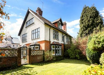 4 bed semi-detached house for sale in Whynstones Road, Ascot, Berkshire SL5